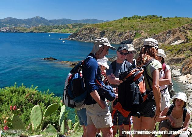Self-guided Walking Holidays around Collioure - Southern France