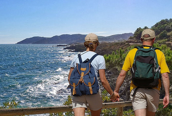 Walking Holidays and Spa in Port de la Selva