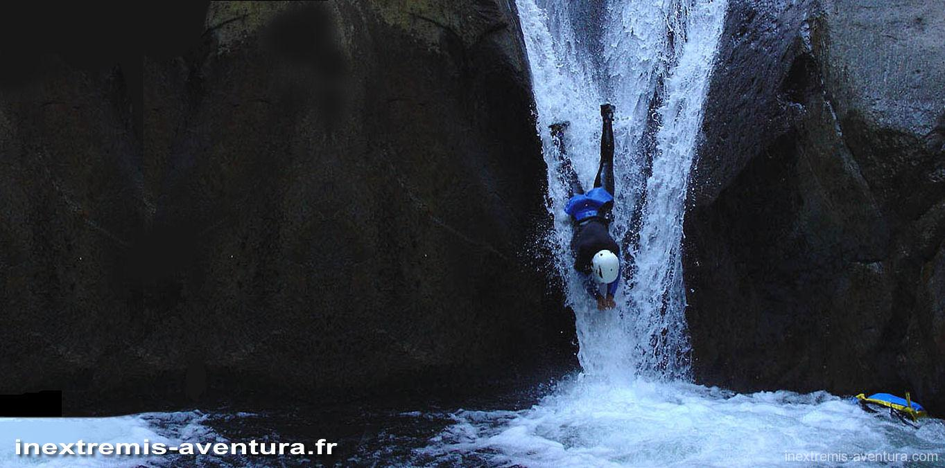 Sport Pyrenee Orientale Canyoning