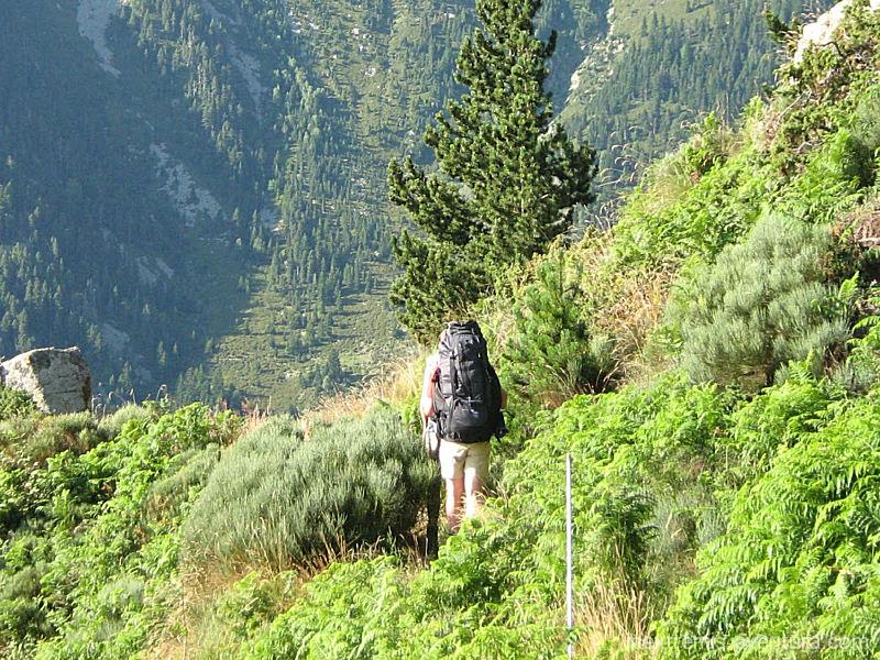 Walking Holidays Sud Canigo - Pyrenees Orientales - France
