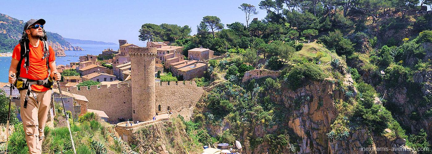 Walking Holidays Cami de Ronda Blanes Begur - Catalonia - Spain